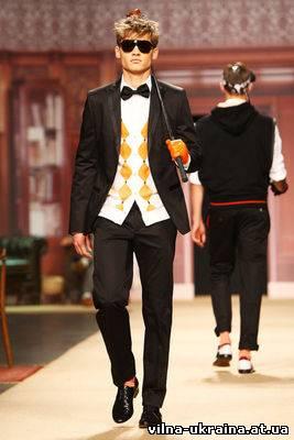 Мужская мода. Весна Лето 2010