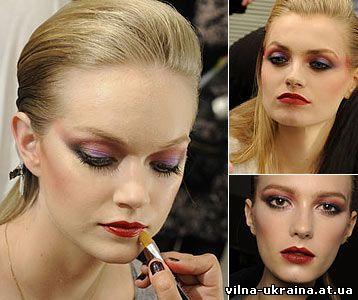 Модный макияж Лето 2010 : Gucci