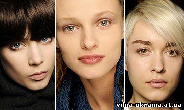 Модный макияж Лето 2010 : Thakoon, Oscar de la Renta, Rag & Bone