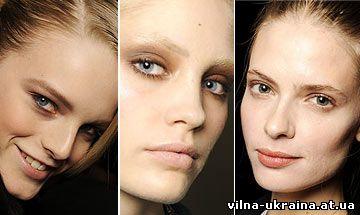 Модный макияж Лето - 2010 : 3.1 Phillip Lim, Givenchy, Vera Wang